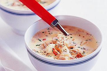How to cook Clam chowder