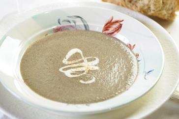 How to cook Creamy mushroom soup