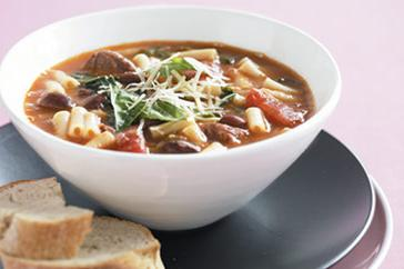 How to cook Eva's minestrone