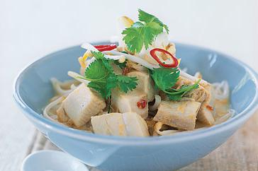 How to cook Fish laksa