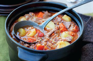 How to cook Lamb, lentil & vegetable soup