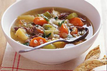How to cook Lamb Scotch broth