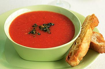 How to cook Roast tomato and capsicum soup