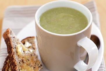 How to cook Speedy pea and ham soup