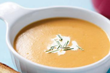 How to cook Spicy pumpkin soup