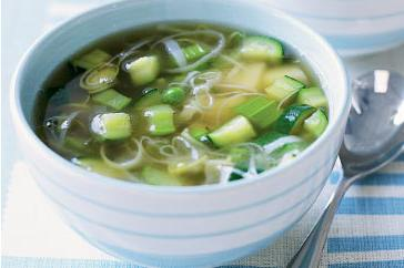 How to cook Spring vegetable soup